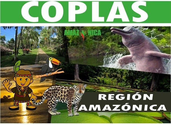 trovas de la region amazonica