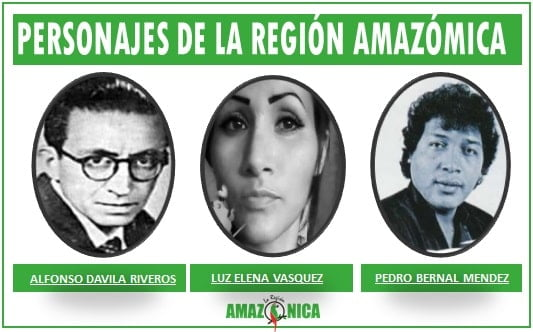 personajes importantes de la amazonia colombiana