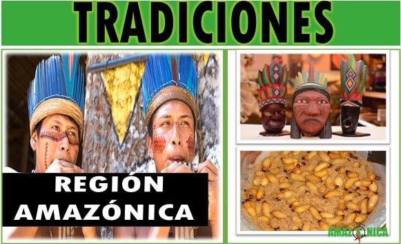 Tradiciones culturales de la región amazónica de Colombia