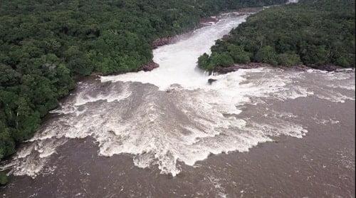rios de la amazonia colombiana