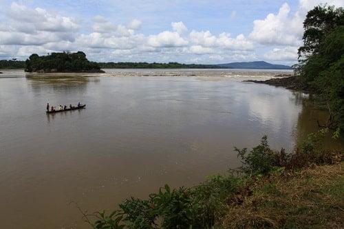 hidrografia de la region amazonica