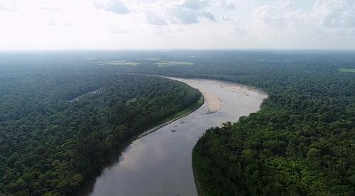 rios de la region amazonica