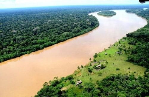 rios de la amazonia