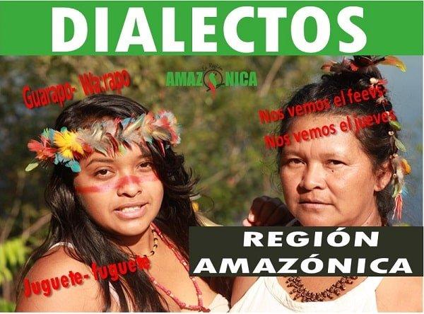 dialecto amazonico
