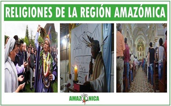 religion de la region amazonica