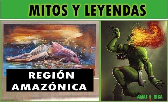 5 mitos y leyendas tipicos de la region amazonica colombiana